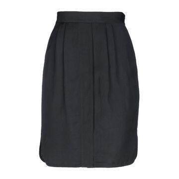 DEREK LAM Knee length skirts
