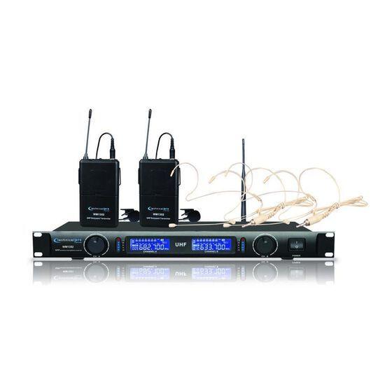Technical Pro Technical Pro Dual UH