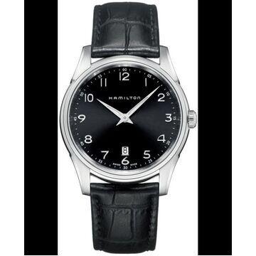 Hamilton Jazzmaster Thinline Quartz Men's Watch H38511733 H38511733