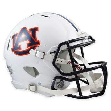 Riddell Auburn University Authentic Revolution Speed Helmet