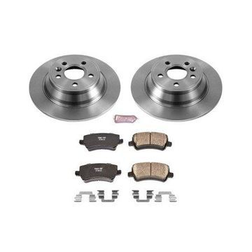 Power Stop KOE4703 Autospecialty OE Replacement Brake Kit -Rear
