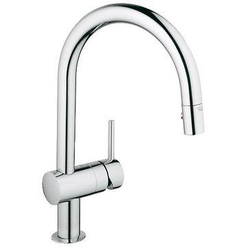 GROHE Minta Chrome Single Lever Faucet