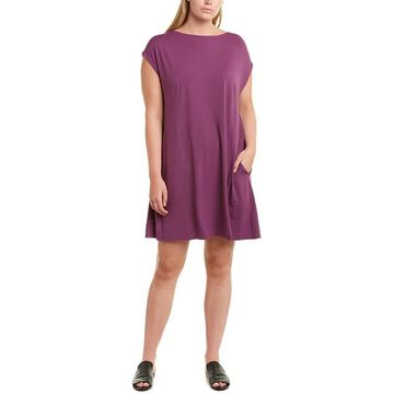 Eileen Fisher Plus Shift Dress