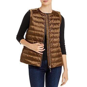 Lafayette 148 New York Conlon Reversible Puffer Vest