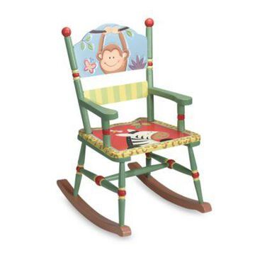 Teamson Sunny Safari Rocking Chair