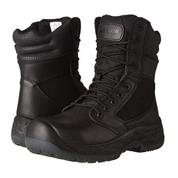 Baffin Ops Safety Toe and Plate (Black) Men's Shoes