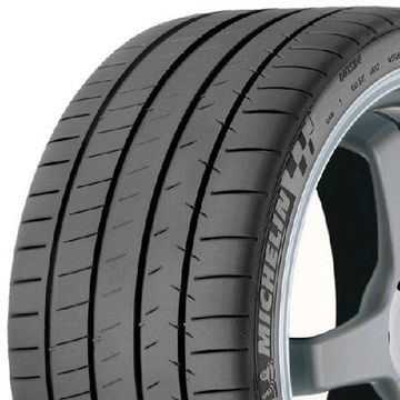 Michelin Pilot Super Sport Max Performance Tire 285/30ZR20/XL (99Y)