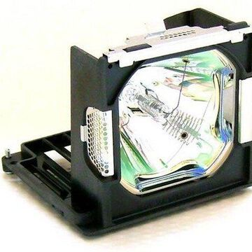 Eiki LC-X71 LCD Projector Original OEM Lamp with cage assembly