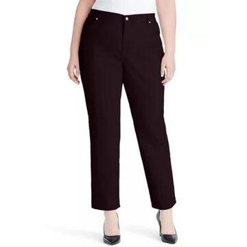 Gloria Vanderbilt Women's Plus Size Amanda Jeans- Short - -