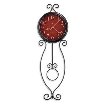 Howard Miller Addison Quartz Wall Clock