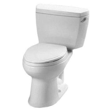 Toto Eco Drake Elongated 2-Piece Toilet