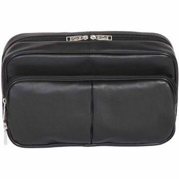 Scully Plonge Leather Travel Kit, 634-11-24-F
