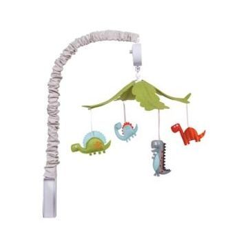 Trend Lab Dinosaur Musical Mobile Bedding