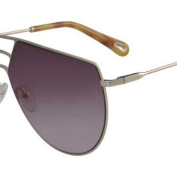 Chloe CE 139S 804 Men's Sunglasses Gold Size 62
