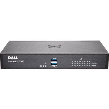 01-SSC-0212 - SONICWALL TZ500 WIRELESS-AC