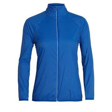 Icebreaker Women's Cool-Lite Rush Windbreaker Jacket