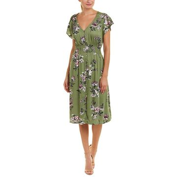Minkpink Womens Wanderer Midi Dress