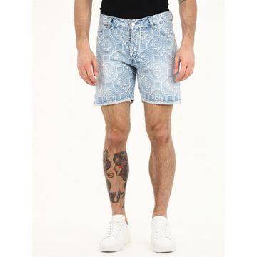 Casablanca Monogram Bermuda Shorts