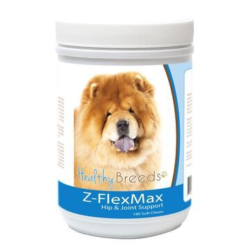 840235156109 Chow Chow Z-Flex Max Dog Hip & Joint Support - 180 Count