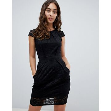 QED London lace tulip dress