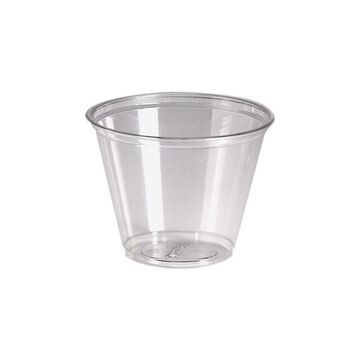 Dixie CP9ACT Crystal Clear Cup