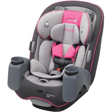Safety 1st Grow and Go Sprint All-in-1 Convertible Car Seat, Camellia