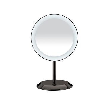 Conair 5x Magnified Led Single-Sided Mirror Bedding