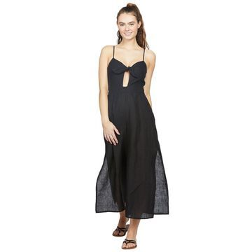 Seafolly Tie Front Jumpsuit