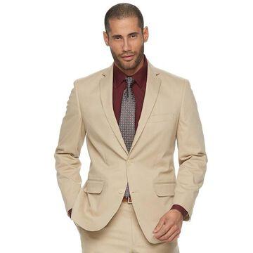 Men's Apt. 9 Slim-Fit Tan Stretch Suit Jacket