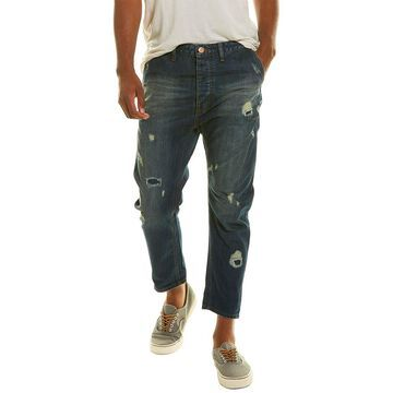 One Teaspoon Mr Browns Raw Relaxed Tapered Jean