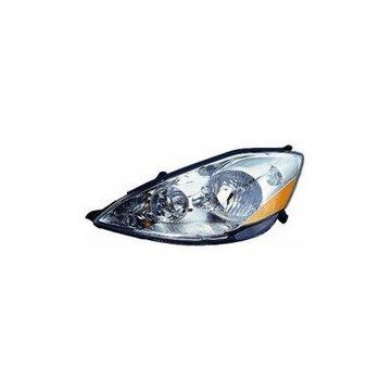 Headlight - Depo Fit/For 8156002751 06-10 Toyota Sienna Left Hand Driver Halogen (Without HID) (CAPA-Certified)