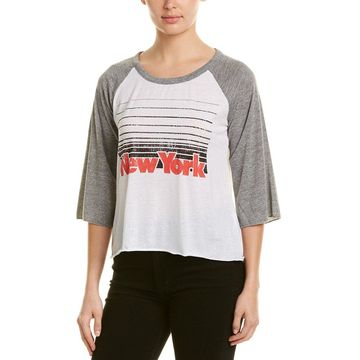 Chaser Womens Raglan T-Shirt