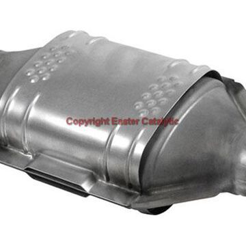 2008 GMC Sierra Eastern Catalytic Universal Catalytic Converters (Federal EPA-Compliant), Oval Body