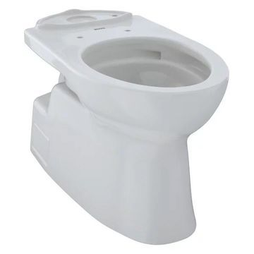 Toto Vespin II Elongated Skirted Toilet Bowl, Colonial White