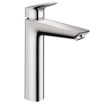 Hansgrohe Logis Chrome 1-Handle Single Hole WaterSense Bathroom Sink Faucet   71090001