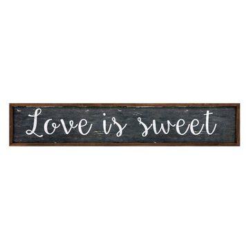 Imax Love Is Sweet Wall Decor