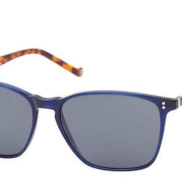 Hackett HSB886 683 Men's Sunglasses Blue Size 56