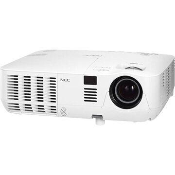 NEC 2600-lumen High-Brightness Mobile Projector (NP-V260X)