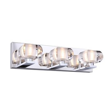 Woodbridge Lighting 17353 Claudia 3-light Bath