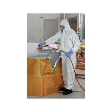 3M Personal Safety Division Disposable Protective Coverall 4510 Series - 7000109031