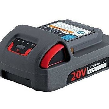 Ingersoll Rand IRBL2012 20V 2.5 Ah Lithium Ion Battery
