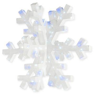 National Tree Company Snowflake Yard Decor