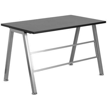 High Profile Desk - Flash Furniture