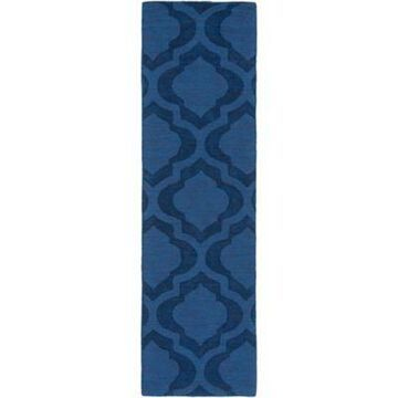 Artistic Weavers Central Park Kate 2-Foot 3-Inch x 8-Foot Runner in Navy