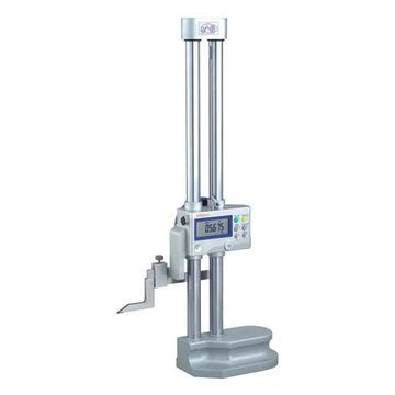 192-670-10 0-12 in. Multi-Function Digimatic Height Gage with 300 mm SPC Output