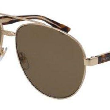 Gucci GG0054S 003 61 New Unisex Sunglasses