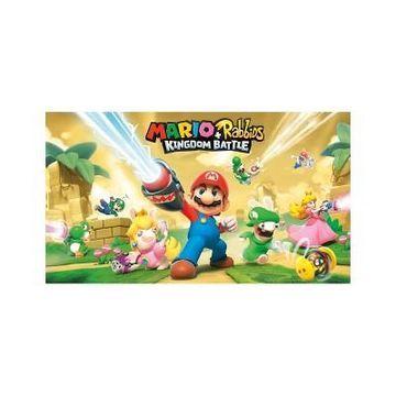 Mario + Rabbids: Kingdom Battle - Nintendo Switch (Digital)