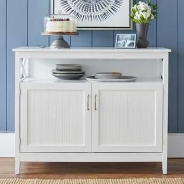 Simple Living Southport Dining Buffet (White)
