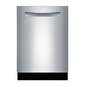 Bosch 500 44-Decibel Built-in Dishwasher (Stainless Steel) (Common: 24 Inch; Actual: 23.5625-in) ENERGY STAR
