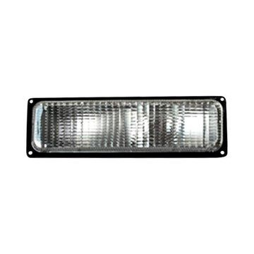 12-1411-63 Right Hand Passenger Side Replacement Turn Signal & Parking Light for 88-89 Chevy-Gmc CK Pickup